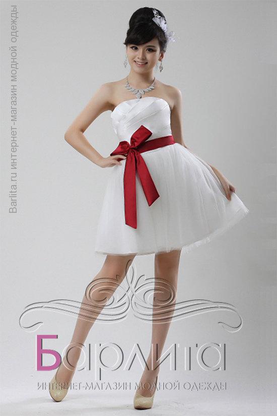 Короткое вечерние платье дорого