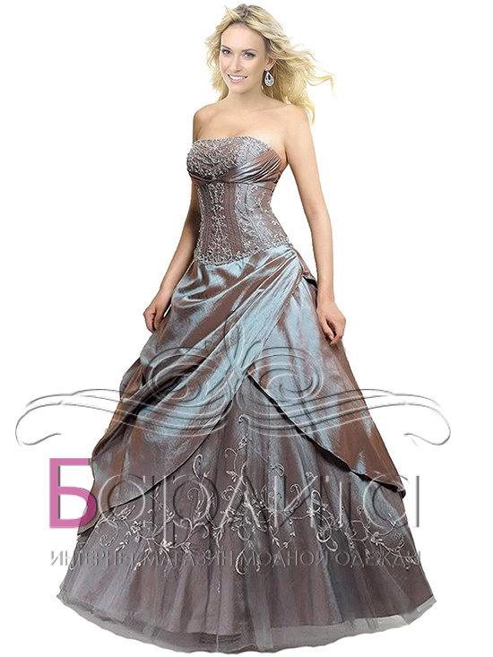 пышное бальное платье сшить