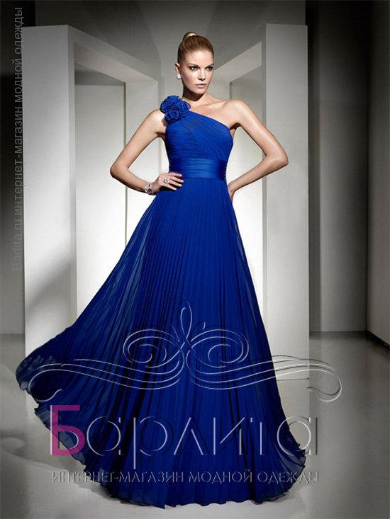 a538c7a02a9 Цветное вечернее платье